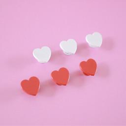 heart pink minimal pastel photography freetoedit