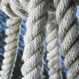 photography ropes lines closeup macro