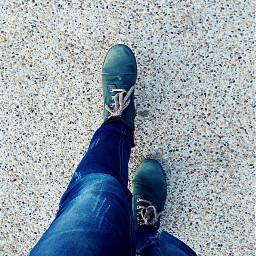 freetoedit feet shoes shoelaces walk
