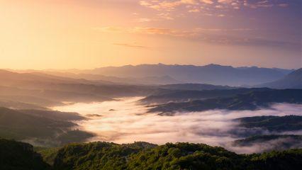photography nature spring sunrise epirus