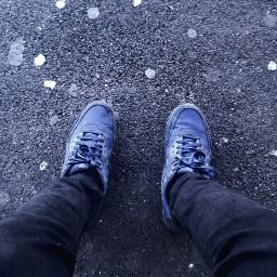 freetoedit nike sneaker shoe leg