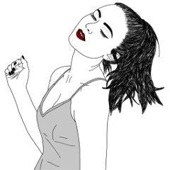 zara larsson sketch digitalart pencilart freetoedit