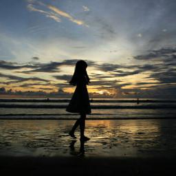 freetoedit travel sunset beach
