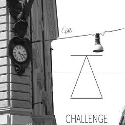 lamp_art blackandwhite roma retro challenge