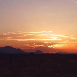 freetoedit sunset lifestyle desert interesting