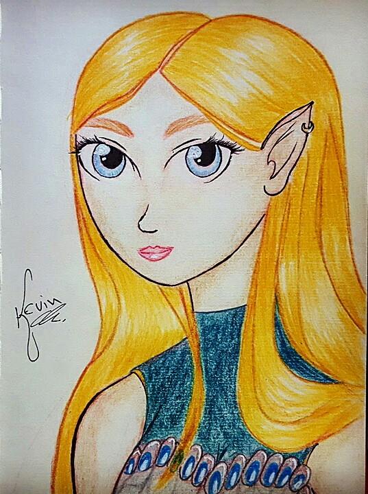 #mydrawing #drawing #draw #elf