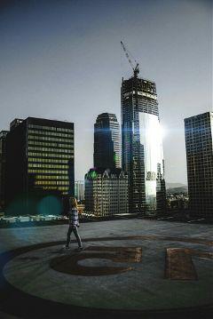 freetoedit scary picsart urban rooftops