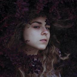 freetoedit girl flo flower colorsplash