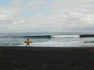 freetoedit beach coldday costarica surfer