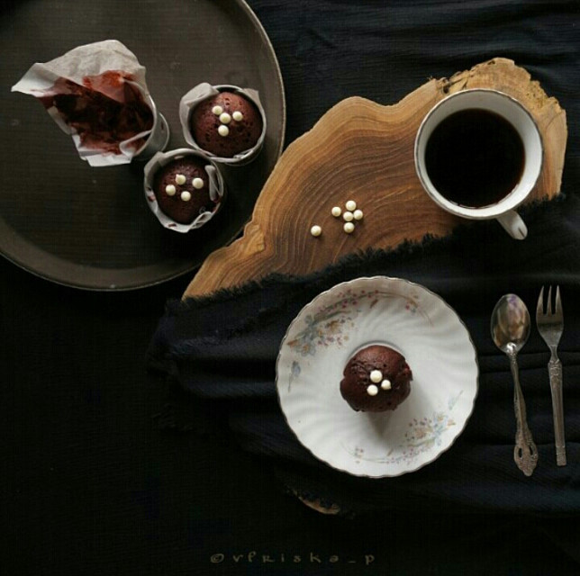 #coffee #beautiful #onmyblacktable #mycoffee_diary #flatlay #breakfast #darktone #softtone #food #foodphotography #onthetable #sony #photography #lifestyle #stilllife