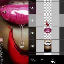 lip wineglass