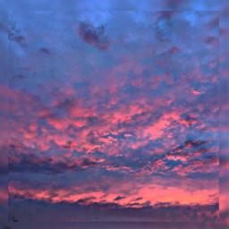 clouds sky freetoedit
