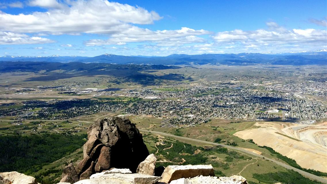 #Butte Montana #Big Sky