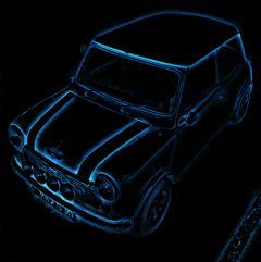 cars colorsplash hdr