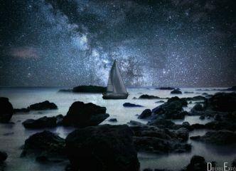 stars space sail freetoedit