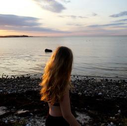hair beach colorful me denmark