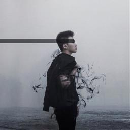 edited black smoke