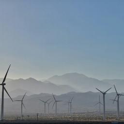 mindshift day207 nature landscape windturbines