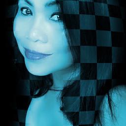 selfie artisticselfie portrait me shapmask freetoedit
