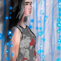 freetoedit drawing painting mixedmedia model