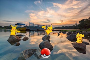 pokemon pokemongo pikachu picsart