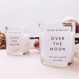 freetoedit glass cup candles mood
