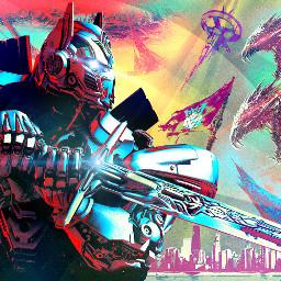 transformers edited optimusprime autobots