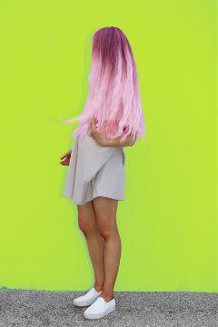 freetoedit pink hair