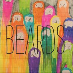 freetoedit papereffect beards