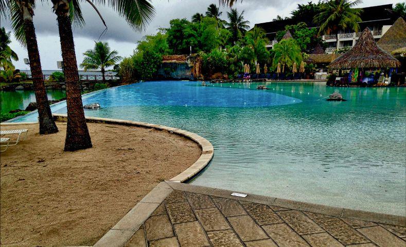 #landscape,#pool,#tahiti,#blue,#freetoedit